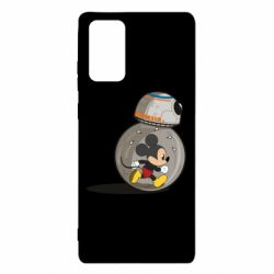 Чохол для Samsung Note 20 BB-8 and Mickey Mouse