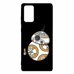 Чехол для Samsung Note 20 BB-8 Like