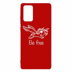 Чохол для Samsung Note 20 Be free unicorn