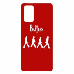 Чохол для Samsung Note 20 Beatles Group