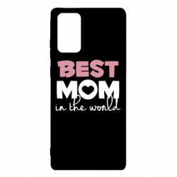 Чохол для Samsung Note 20 Best mom