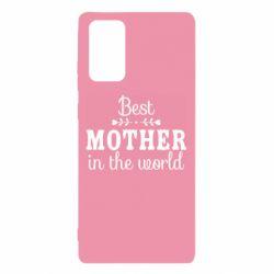 Чохол для Samsung Note 20 Best mother in the world