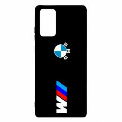 Чехол для Samsung Note 20 BMW M