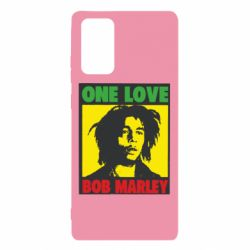 Чехол для Samsung Note 20 Bob Marley One Love
