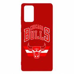Чохол для Samsung Note 20 Великий логотип Chicago Bulls