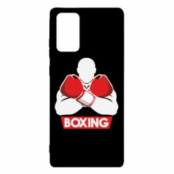 Чехол для Samsung Note 20 Box Fighter