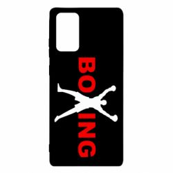 Чехол для Samsung Note 20 BoXing X