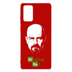 Чохол для Samsung Note 20 Breaking Bad  (Во все тяжкие)