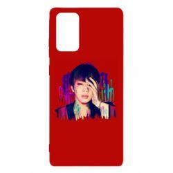 Чехол для Samsung Note 20 Bts Jin