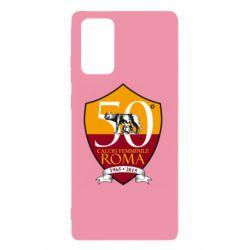 Чохол для Samsung Note 20 Calcio Femminile Roma