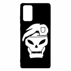 Чохол для Samsung Note 20 Call of Duty Black Ops logo