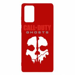 Чохол для Samsung Note 20 Call of Duty Ghosts