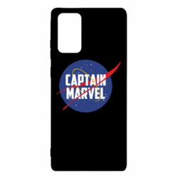 Чохол для Samsung Note 20 Captain Marvel in NASA style
