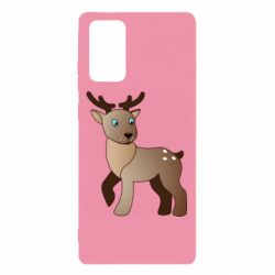 Чехол для Samsung Note 20 Cartoon deer