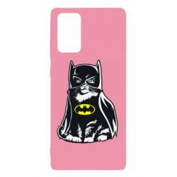 Чохол для Samsung Note 20 Cat Batman