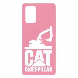 Чохол для Samsung Note 20 Caterpillar cat