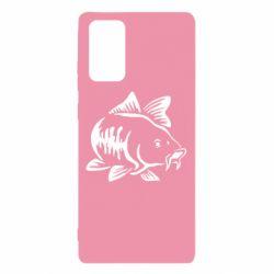 Чохол для Samsung Note 20 Catfish