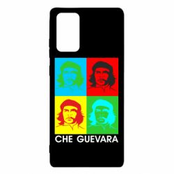 Чохол для Samsung Note 20 Che Guevara 4 COLORS
