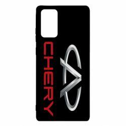 Чехол для Samsung Note 20 Chery Logo
