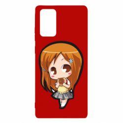 Чохол для Samsung Note 20 Chibi Orihime Bleach