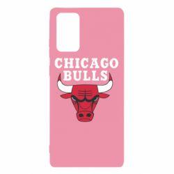 Чехол для Samsung Note 20 Chicago Bulls Classic