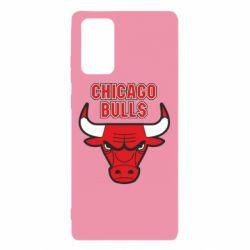 Чохол для Samsung Note 20 Chicago Bulls vol.2