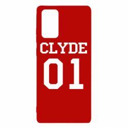 Чехол для Samsung Note 20 Clyde 01