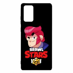 Чехол для Samsung Note 20 Colt from Brawl Stars