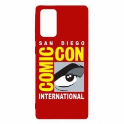 Чохол для Samsung Note 20 Comic-Con International: San Diego logo