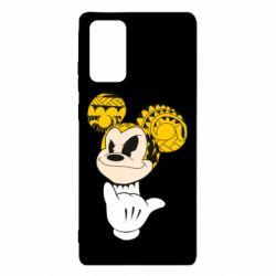 Чохол для Samsung Note 20 Cool Mickey Mouse