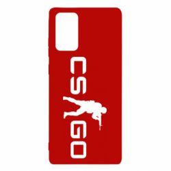 Чехол для Samsung Note 20 Counter Strike GO