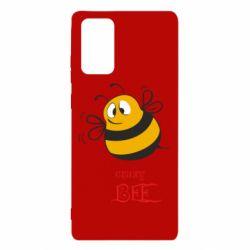 Чехол для Samsung Note 20 Crazy Bee