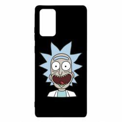 Чехол для Samsung Note 20 Crazy Rick