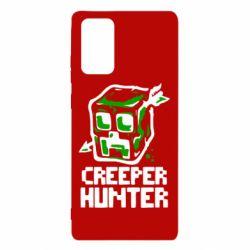Чехол для Samsung Note 20 Creeper Hunter