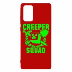 Чохол для Samsung Note 20 Creeper Squad