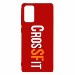 Чохол для Samsung Note 20 CrossFit SF