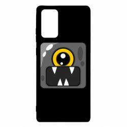 Чохол для Samsung Note 20 Cute black boss