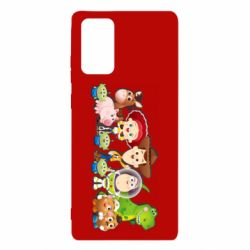 Чохол для Samsung Note 20 Cute characters toy story
