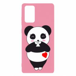 Чохол для Samsung Note 20 Cute panda