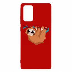 Чохол для Samsung Note 20 Cute sloth