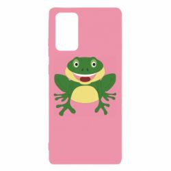 Чехол для Samsung Note 20 Cute toad