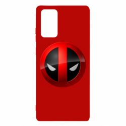 Чохол для Samsung Note 20 Deadpool Logo