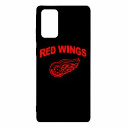 Чохол для Samsung Note 20 Detroit Red Wings