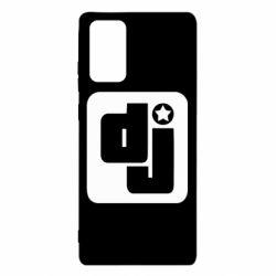 Чехол для Samsung Note 20 DJ star