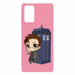 Чохол для Samsung Note 20 Doctor who is 10 season2
