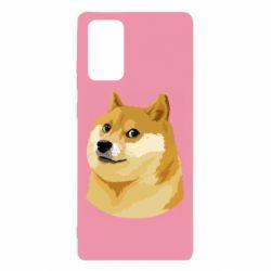 Чохол для Samsung Note 20 Doge