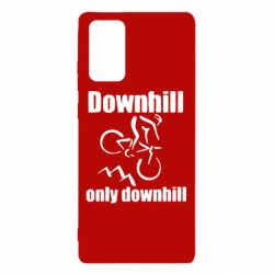 Чохол для Samsung Note 20 Downhill,only downhill