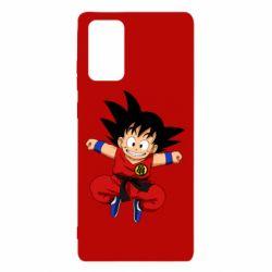 Чохол для Samsung Note 20 Dragon ball Son Goku