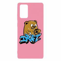 Чехол для Samsung Note 20 Drift Bear