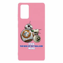 Чехол для Samsung Note 20 Droids BB 8 and  D O  star wars the rise of skywalker